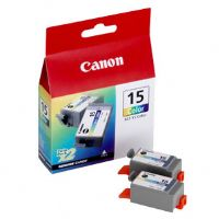 Canon BCI-15C colour ink cartridge