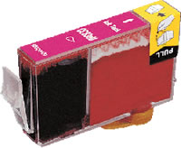 Canon compatible BCI-3eM magenta ink cartridge