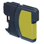 Brother compatible LC1100Y yellow ink cartridge