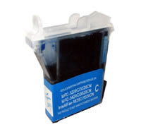 Brother compatible LC800C cyan ink cartridge