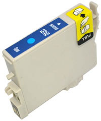 Epson compatible T0442 cyan ink cartridge