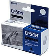 Epson T051 black ink cartridge