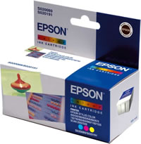 Epson T052 colour ink cartridge
