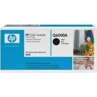 HP Q6000A original black toner cartridge